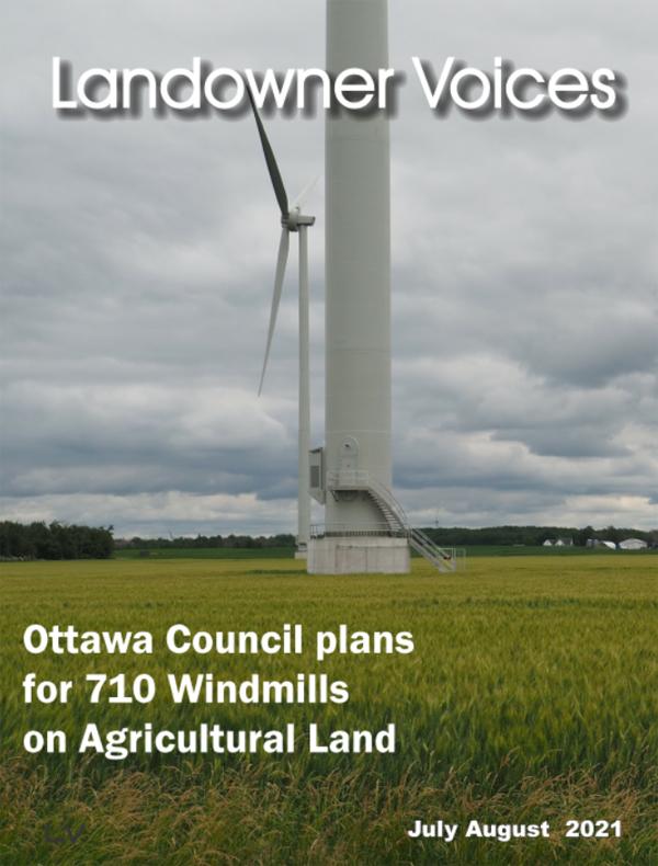 Landowner Voices July - August 2021